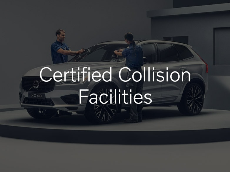 Certified Collision Facilities